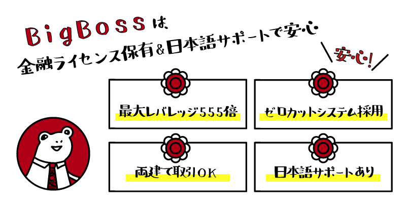 BigBoss(ビッグボス)のアイキャッチ画像